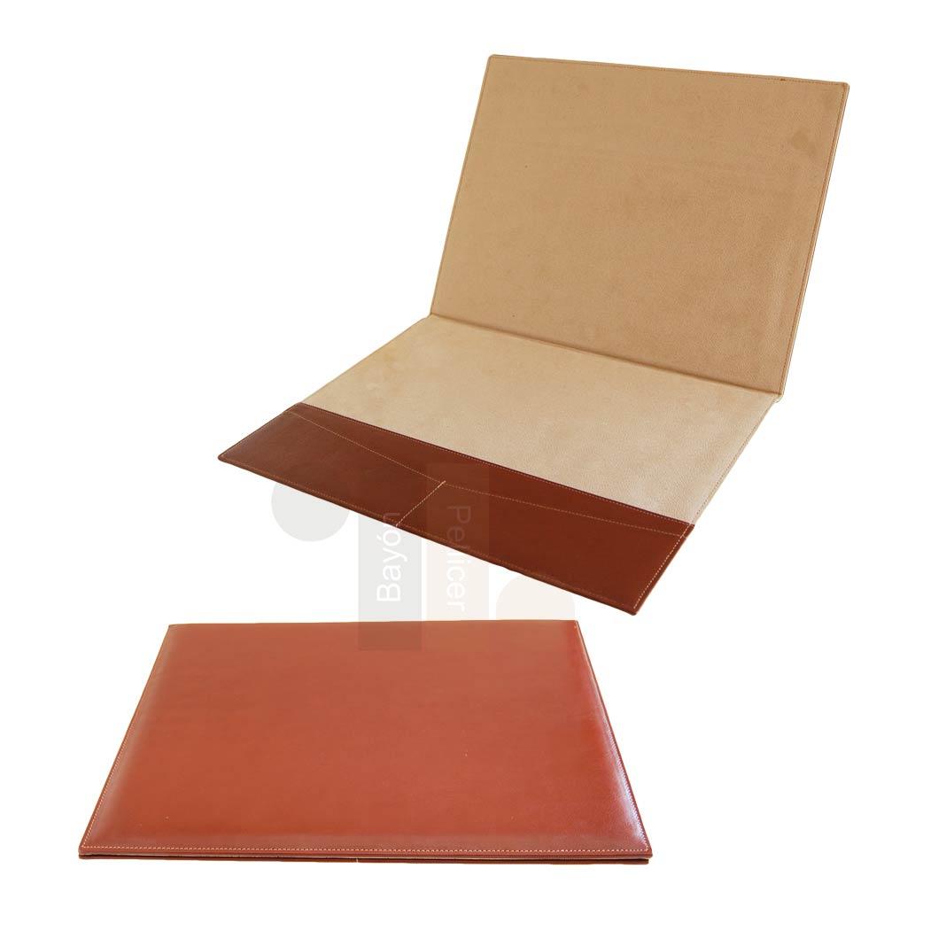 Vade mesa piel bay n pellicer - Accesorios para escritorio ...